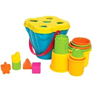 Playgro – Shape Sorter-Eimer - Interaktives Spielzeug
