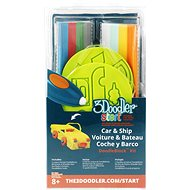 3Doodler Start - DoodleBlock Car & Ship - Kreativset