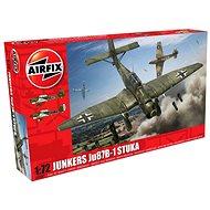 Airfix Model Kit A03087 – Junkers Ju87B-1 Stuka - Platikmodel