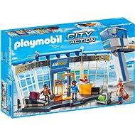 PLAYMOBIL® 5338 City-Flughafen mit Tower - Baukasten