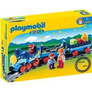 PLAYMOBIL® 6880 Sternchenbahn mit Schienenkreis (1.2.3) - Spielzeug für die Kleinsten