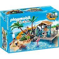 PLAYMOBIL® 6979 Karibik-Insel mit Strandbar - Baukasten
