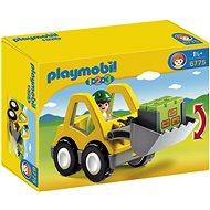 PLAYMOBIL® 6775 Radlader (1.2.3) - Spielzeug für die Kleinsten