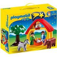 Playmobil 6786 Weihnachtskrippe (1.2.3) - Spielzeug für die Kleinsten
