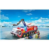 PLAYMOBIL® 5337 Flughafenlöschfahrzeug mit Licht und Sound - Baukasten