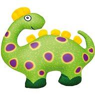 Bino Dinosaurus grün - Plüschspielzeug