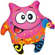 Bino Kleiner Clown Rosa - Stoffspielzeug