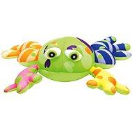 Bino Bunter Frosch - Plüschspielzeug