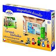 Detoa Magnetpuzzle - Rotkäppchen - Spielset