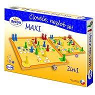 DETOA Ludo - MAXI - Gesellschaftsspiel