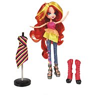 My Little Pony - Equestria Girls - Puppe mit Mode-Accessoires Sunset Shimmer - Puppe