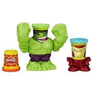 Spiel-Doh Marvel - vernichtender Koloss - Kreativset
