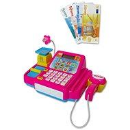 Kinderkasse - Tschechisch rosa - Spielset