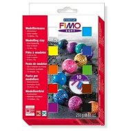 FIMO Soft 8023 - Set mit 10 Farben - Modeliermasse
