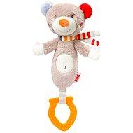 Nuk Forest Fun - Pfeifender Teddybär - Spielzeug für die Kleinsten