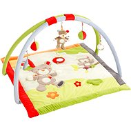 Spieldecke Playing Pad Nuk Forest Fun - 3-D-Decke zum Spielen - Hrací deka