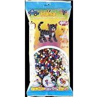 Grundfarben - Perlen 6000 Stück - Kreativset