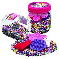 Hama Dose mit 4000 Perlen und 3 Stiftplatten - Kreativset