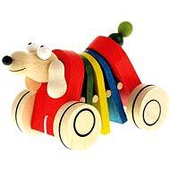 Bino Nachzieh-Hund - Nachziehspielzeug