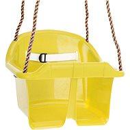 CUBS Basic Kunststoffschaukel - gelb - Schaukel