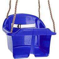 Houpačka CUBS Basic plastová - modrá - Schaukel