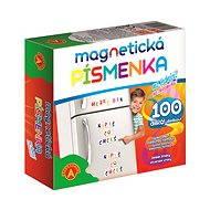 Magnet-Buchstaben für den Kühlschrank - Spielset