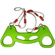 Kinderschaukel - grün - Schaukel