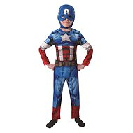 Avengers: Age of Ultron - Captain America Classic Größe M - Kinderkostüm