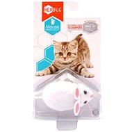 Mikrorobot Hexbug - Roboter Maus Weiß - Spielzeug für Katzen