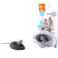 Mikrorobot Hexbug - Roboter Maus grau - Spielzeug für Katzen