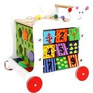Lauf-Wagen Big Cube - Bär - Lauflernwagen