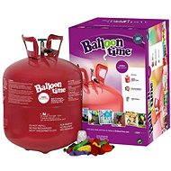 Helium Balloon Time + 50 Luftballons - Spielset