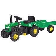 Tretschlepper - Kindertraktor - Trettraktor