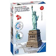 3D Puzzle Ravensburger 3D 125845 Freiheitsstatue