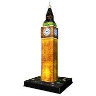 Ravensburger 3D 125883 Big Ben (Noční edice) - Puzzle