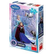 Disney Frozen Neon - Puzzle