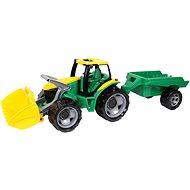 Lena Traktor mit Ladeschaufel und Anhänger - Auto