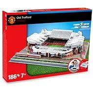 3D Puzzle Nanostad UK - Old Trafford Fußballstadion Manchester United - Puzzle