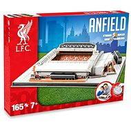 3D Puzzle Nanostad UK - Anfield Road Fußballstadion Liverpool - Puzzle