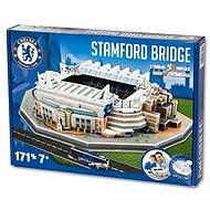 3D Puzzle Nanostad UK - Stamford Bridge Fußballstadion Chelsea - Puzzle