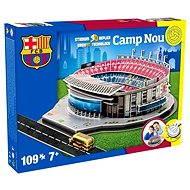 3D Puzzle Nanostad Spanien - Barcelona Camp Nou Fußballstadion - Puzzle