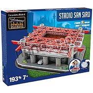 3D Puzzle Nanostad Italien - das Fußballstadion San Siro - Inter Packung - Puzzle