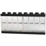 LEGO Sammelbox für 16 Figuren - schwarz - Bausatz