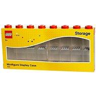 LEGO Sammelbox für 16 Figuren - rot - Bausatz