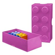 Snack-Box LEGO Snack-Box 100 x 200 x 75 mm - rosa - Svačinový box
