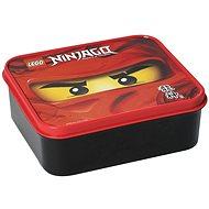 Snack Box LEGO Ninjago - Rot - Snack-Box
