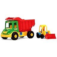 Wader - Multi Truck mit Schaufellader - Auto