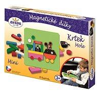 Der kleine Maulwurf - Magnetisches Puzzle - Puzzle