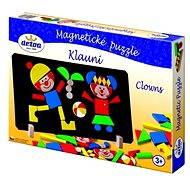 Magnetisches Puzzle Clowns - Puzzle