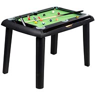 Billiard - Stůl - Party Spiel